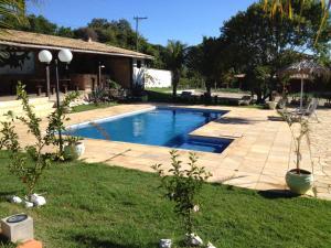 Pousada Villa Verde, Гостевые дома  Бузиус - big - 17