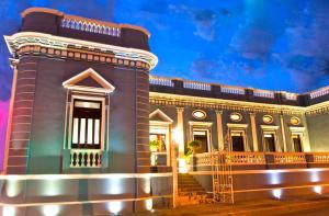 Casa Azul Monumento Historico, Szállodák  Mérida - big - 31