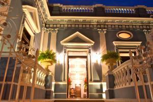 Casa Azul Monumento Historico, Отели  Мерида - big - 32