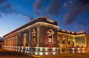 Casa Azul Monumento Historico, Отели  Мерида - big - 33