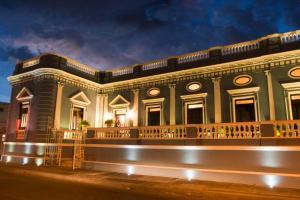 Casa Azul Monumento Historico, Отели  Мерида - big - 34