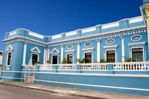 Casa Azul Monumento Historico, Отели  Мерида - big - 36