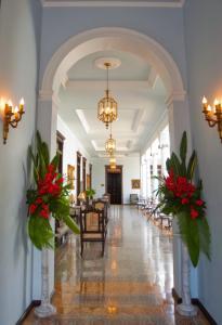 Casa Azul Monumento Historico, Отели  Мерида - big - 37