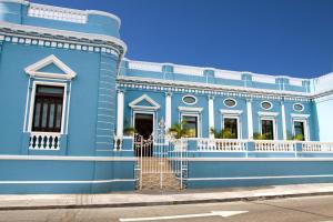 Casa Azul Monumento Historico, Отели  Мерида - big - 38