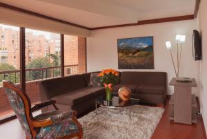 Cora 127 Plenitud, Apartmánové hotely  Bogotá - big - 51