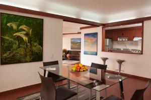 Cora 127 Plenitud, Apartmánové hotely  Bogotá - big - 17