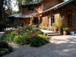 Clayoquot Cedar House, Dovolenkové domy  Tofino - big - 13