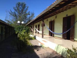 Pousada Villa Verde, Гостевые дома  Бузиус - big - 9