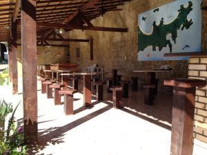 Pousada Villa Verde, Гостевые дома  Бузиус - big - 16
