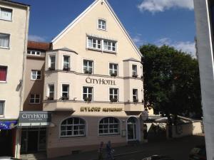 CityHotel Kempten, Hotely  Kempten - big - 1