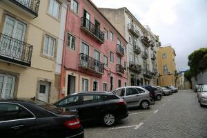 Madragoa's Nest, Apartments  Lisbon - big - 16