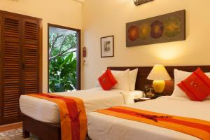 HanumanAlaya Colonial House, Hotel  Siem Reap - big - 28