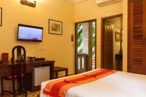 HanumanAlaya Colonial House, Hotels  Siem Reap - big - 26