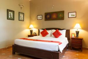 HanumanAlaya Colonial House, Hotels  Siem Reap - big - 29