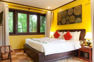 HanumanAlaya Colonial House, Hotels  Siem Reap - big - 30