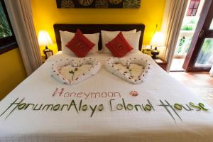 HanumanAlaya Colonial House, Hotels  Siem Reap - big - 31