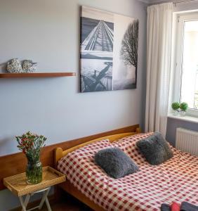 Apartament Śledź, Апартаменты  Дарлово - big - 3