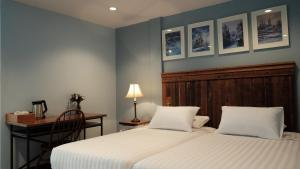 Deluxe Zweibettzimmer