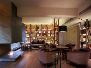 New World Dalian Hotel, Отели  Далянь - big - 23