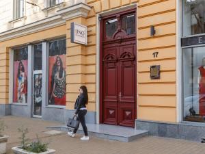 UNO Design Hotel, Hotel  Odessa - big - 53