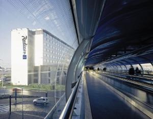 Radisson Blu Manchester Airport, Hotels  Hale - big - 51