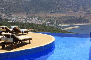 Likya Residence Hotel & Spa - Adults Only, Hotels  Kalkan - big - 37