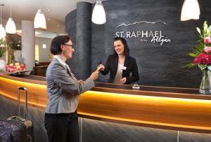 St. Raphael im Allgäu, Hotel  Kempten - big - 23