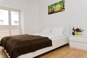 Light Rooms Apartment, Apartments  Kraków - big - 43