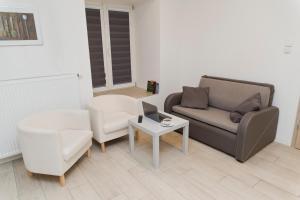 Light Rooms Apartment, Apartments  Kraków - big - 48