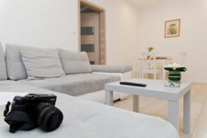 Light Rooms Apartment, Apartments  Kraków - big - 51