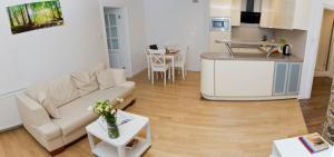 Light Rooms Apartment, Apartments  Kraków - big - 55