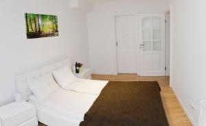 Light Rooms Apartment, Apartments  Kraków - big - 56