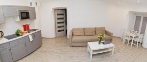 Light Rooms Apartment, Apartments  Kraków - big - 58