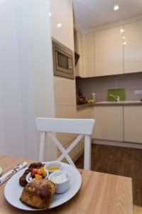 Light Rooms Apartment, Apartments  Kraków - big - 68