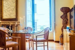 Rustic Apartment Via Venezia, Apartmány  Řím - big - 14