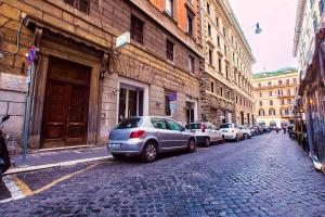 Rustic Apartment Via Venezia, Apartmány  Řím - big - 8