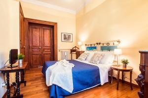 Rustic Apartment Via Venezia, Apartmány  Řím - big - 10