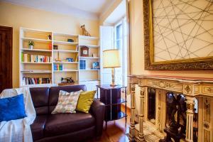 Rustic Apartment Via Venezia, Apartmány  Řím - big - 18