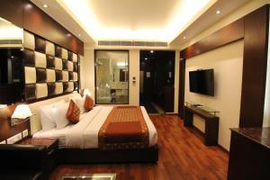 Hotel Golden Grand, Hotels  New Delhi - big - 21