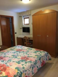 Hotel Garni Enrosadira, Hotely  Vigo di Fassa - big - 35