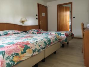 Hotel Garni Enrosadira, Hotely  Vigo di Fassa - big - 33