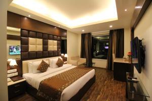 Hotel Golden Grand, Hotels  New Delhi - big - 24