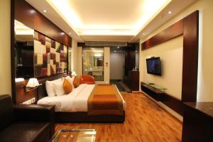 Hotel Golden Grand, Hotels  New Delhi - big - 32