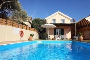 Kydonies Villas, Ville  Città di Lefkada - big - 9