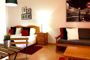Oasis Beach Apartments, Aparthotels  Luz - big - 49