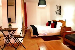 Oasis Beach Apartments, Aparthotels  Luz - big - 48