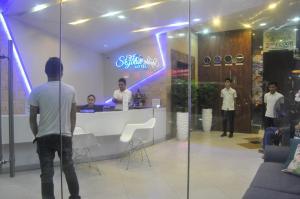 Skyblue Hotel, Szállodák  Cebu City - big - 31