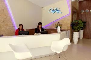 Skyblue Hotel, Szállodák  Cebu City - big - 32