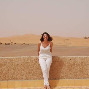 Riad Desert Camel, Hotels  Merzouga - big - 78