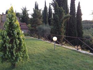 Agriturismo Fattoria Di Gratena, Фермерские дома  Pieve a Maiano - big - 33